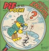 Pif Poche -65- Spécial énigmes