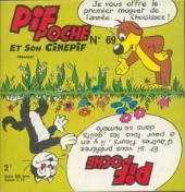 Pif Poche -69- Pif poche n°69