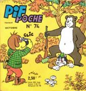 Pif Poche -74- Pif Poche n°74
