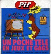 Pif Poche -115- Un poche télé