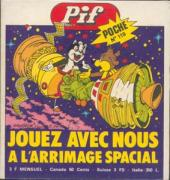 Pif Poche -119- Jouez avec nous à l'arrimage spacial