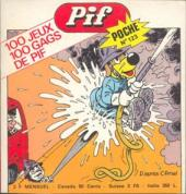 Pif Poche -123- Pif Poche n°123