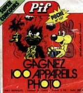 Pif Poche -127- Pif Poche n°127