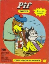 Pif Poche -190- En croisière