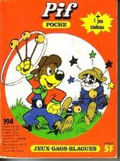 Pif Poche -194- Dans la Pampa
