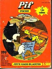 Pif Poche -199- Chasseur de trésor