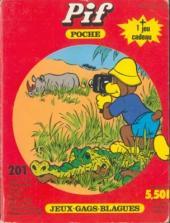 Pif Poche -201- Dans la savane