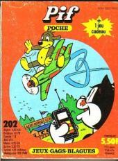 Pif Poche -202- Aviateur