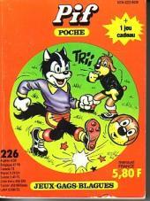 Pif Poche -226- Spécial football