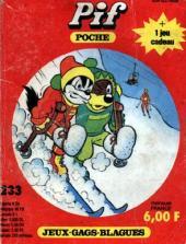 Pif Poche -233- À la neige