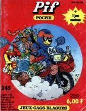 Pif Poche -245- Paris Dakar