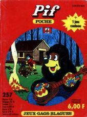 Pif Poche -257- Au Canada