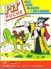 Pif Poche -280- Au pays des légendes et des contes