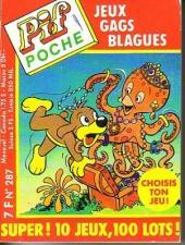 Pif Poche -287- Trésors sous-marins