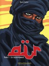 Aïr -1- Le soulèvement