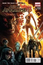 Age of Apocalypse (2012) -1- Issue 1