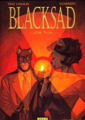 Blacksad (en espagnol) -3- Alma roja