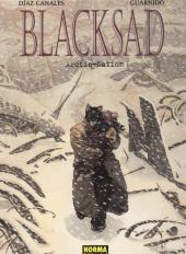 Blacksad (en espagnol) -2- Artic-Nation