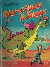 Mickey club du livre -162- Peter et Elliott Le Dragon