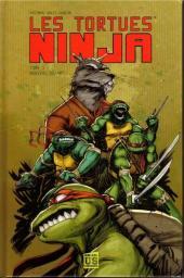 Les tortues Ninja (Soleil) -1- Nouveau départ