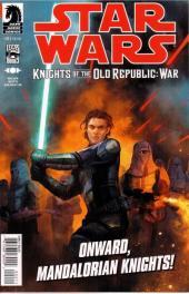 Star Wars: Knights Of The Old Republic - War (2012) -2- War 2