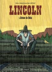 Lincoln -1a09- Crâne de bois