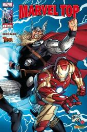 Marvel Top (Marvel France 2e série) -5- Divin Espace