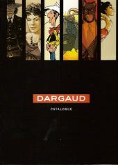 (Catalogues) Éditeurs, agences, festivals, fabricants de para-BD... - Catalogue - Dargaud