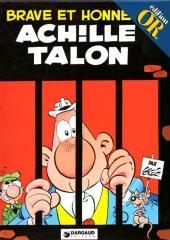 Achille Talon -11Or- Brave et honnête Achille Talon