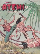 Atémi -132- Le sorcier des coupeurs de têtes