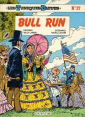 Les tuniques Bleues -27b01- Bull run