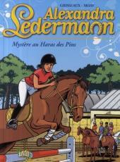 Alexandra Ledermann -2- Mystère au haras des pins