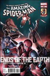 Amazing Spider-Man (The) (1963) -683- Ends of the earth part 2 : earth's mightiest