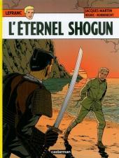 Lefranc -23- L'éternel shogun