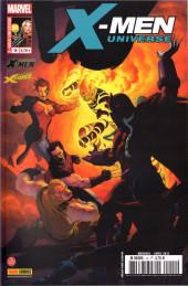 X-Men Universe (Marvel France 2e série) -14- La saga de l'ange noir (1/4)