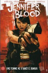 Jennifer Blood -1- Une femme ne s'arrête jamais