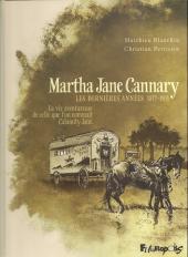 Martha Jane Cannary -3- Les dernières années 1877-1903