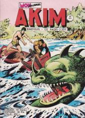 Akim (1re série) -416- Le fléau vivant