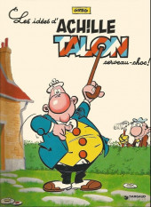 Achille Talon -1a74- Les idées d'Achille Talon cerveau-choc !
