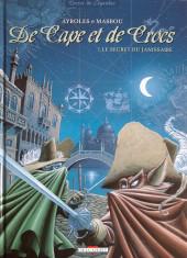De Cape et de Crocs -1a10- Le Secret du janissaire