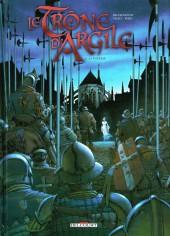 Le trône d'Argile -5- La pucelle