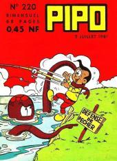 Pipo (Lug) -220- Numéro 220