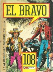 El Bravo (Mon Journal) -108- La squaw blanche