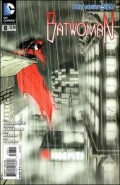 Batwoman (2011) -8- To drown the world part 3