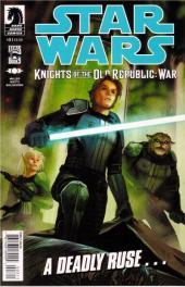 Star Wars: Knights Of The Old Republic - War (2012) -3- War 3