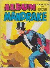 Mandrake (1e Série - Remparts) (Mondes Mystérieux - 1) -REC52- Album n° 52