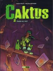 Caktus -2- Game au vert