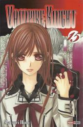 Vampire Knight -15- Tome 15