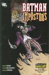 Detective Comics (1937) -INT- Batman : Impostors