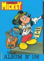(Recueil) Mickey (Le Journal de) -106- Album n°106 (n°1624 à 1633)
